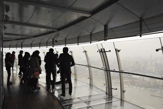 259米悬空观光廊@驴妈妈图库