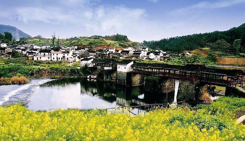 彩虹桥全景