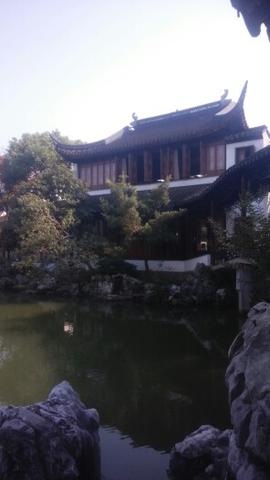 吴江静思园