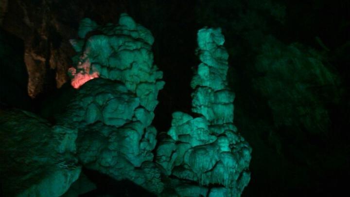 黄仙洞景区