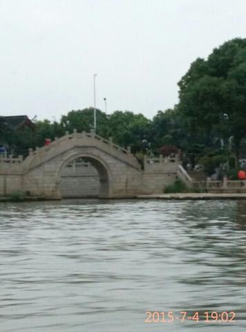 古运河水上游【觅渡桥码头】( 环古城水上游)