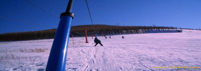阿尔山 东山/阿尔山滑雪场