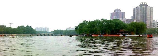 郴州北湖公园宝贝兽年糕数码图片