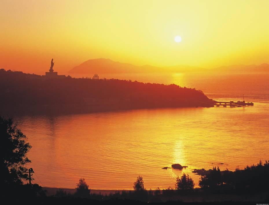 舟山·普陀山风景区
