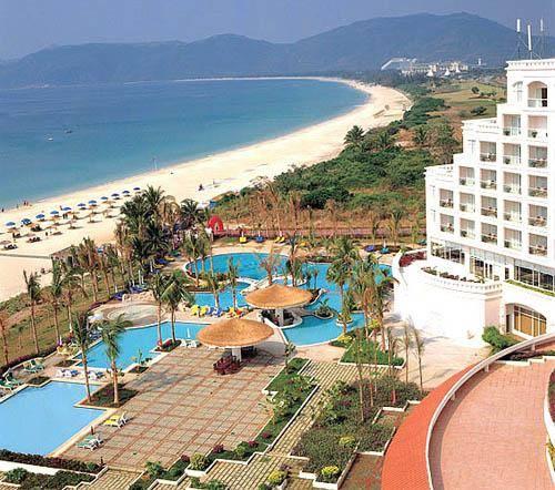 三亚丽景海湾酒店