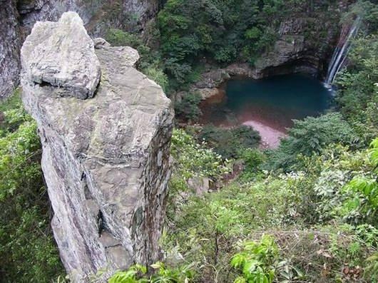 桂平龙潭国家森林公园游客摄影 桂平龙潭国家森林公园娱乐目的地 游