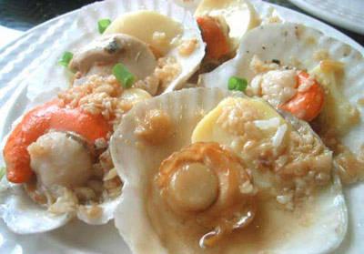 蓬莱褶牡蛎