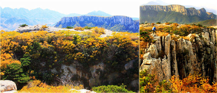 烟台天崮山生态旅游风景区