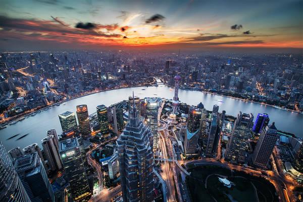 上海环球金融中心观光厅上海环球金融中心观光厅