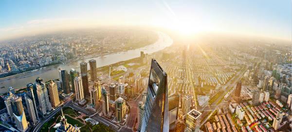 上海环球金融中心观光厅上海环球金融中心观光厅94层