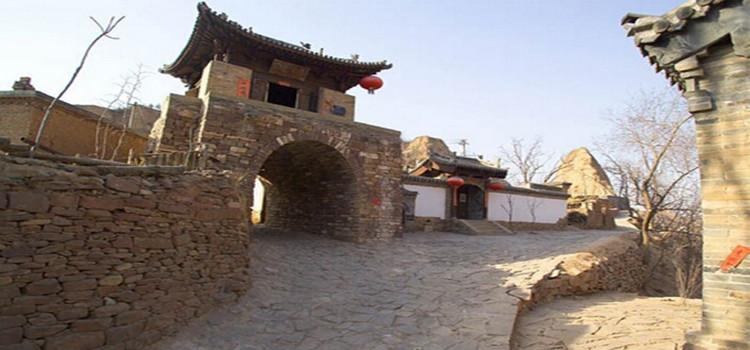 榆次后沟古村北方民俗文化的活化石