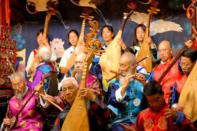 匯聚百位大師,麗江這里已作為國內最大非遺納西文化街