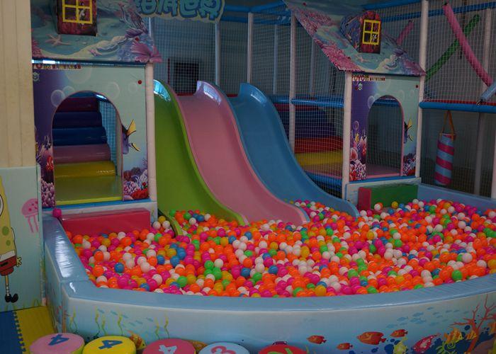 蟹岛室内儿童乐园