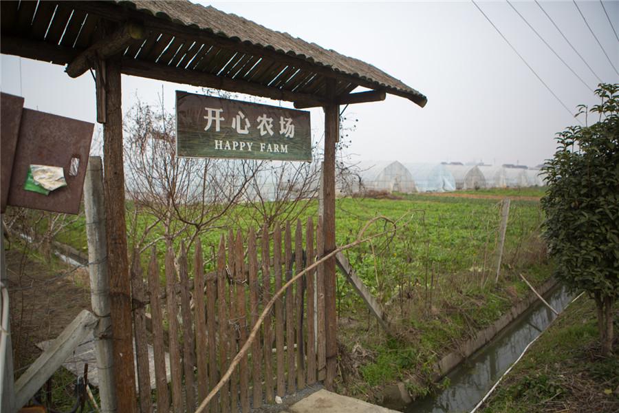 湖州德清杨墩生态休闲农庄