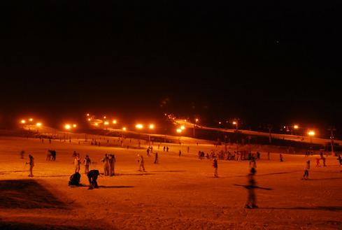 军都山滑雪场军都山滑雪场