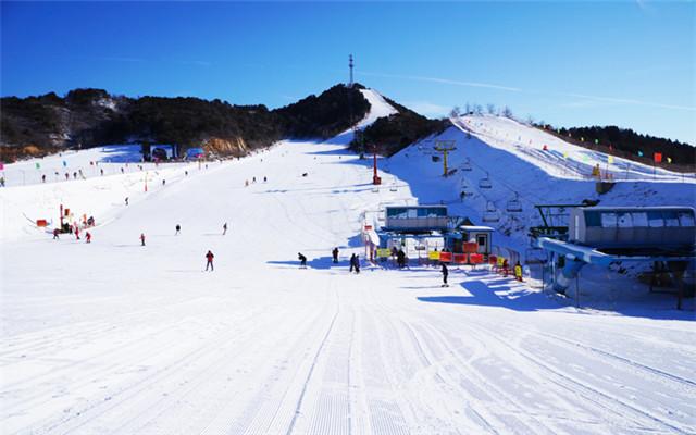 北京云佛滑雪场云佛滑雪场
