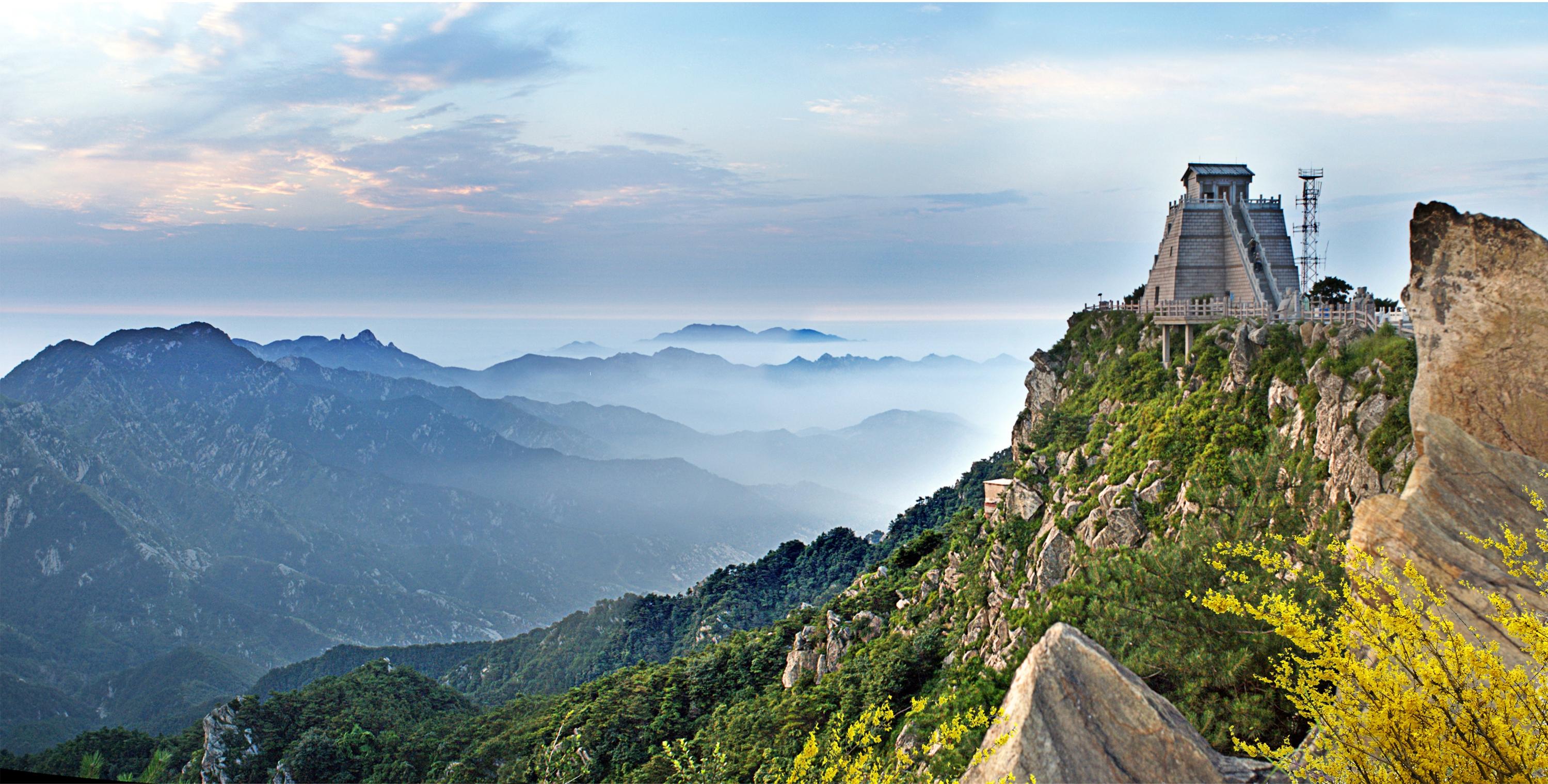 旅游景点推荐_给介绍一下山东省有名的旅游景点