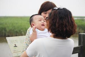 【我要做驴神】5个月的瑞嘉宝宝——崇明岛2日自驾游记