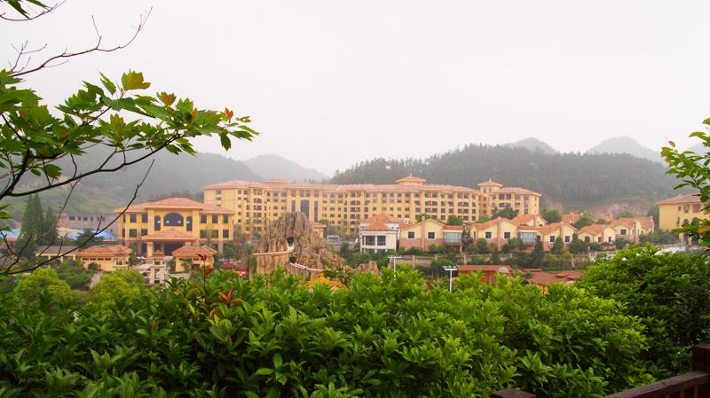 武义清水湾沁温泉度假山庄