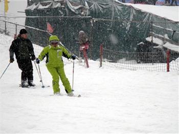 北京朝阳公园滑雪场北京亚布洛尼朝阳公园滑雪场