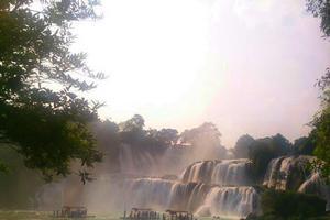 美丽广西——涠洲岛,明仕田园,德天瀑布之旅
