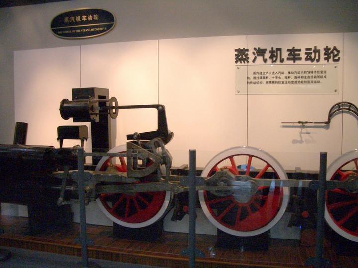 铁路博物馆_上海铁路博物馆