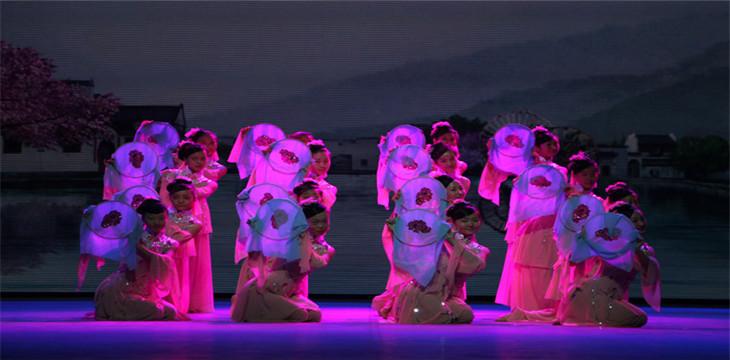 珠海大型多媒体全景演出《梦回圆明园》