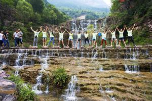 【我要做驴神】河南林州-百里画廊大峡谷之旅