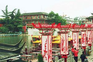 南京LOHAS温泉之旅 赏玩古都南京