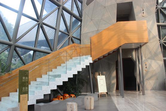 湖南常州恐龙谷温泉酒店藏药浴项目开发合作招商