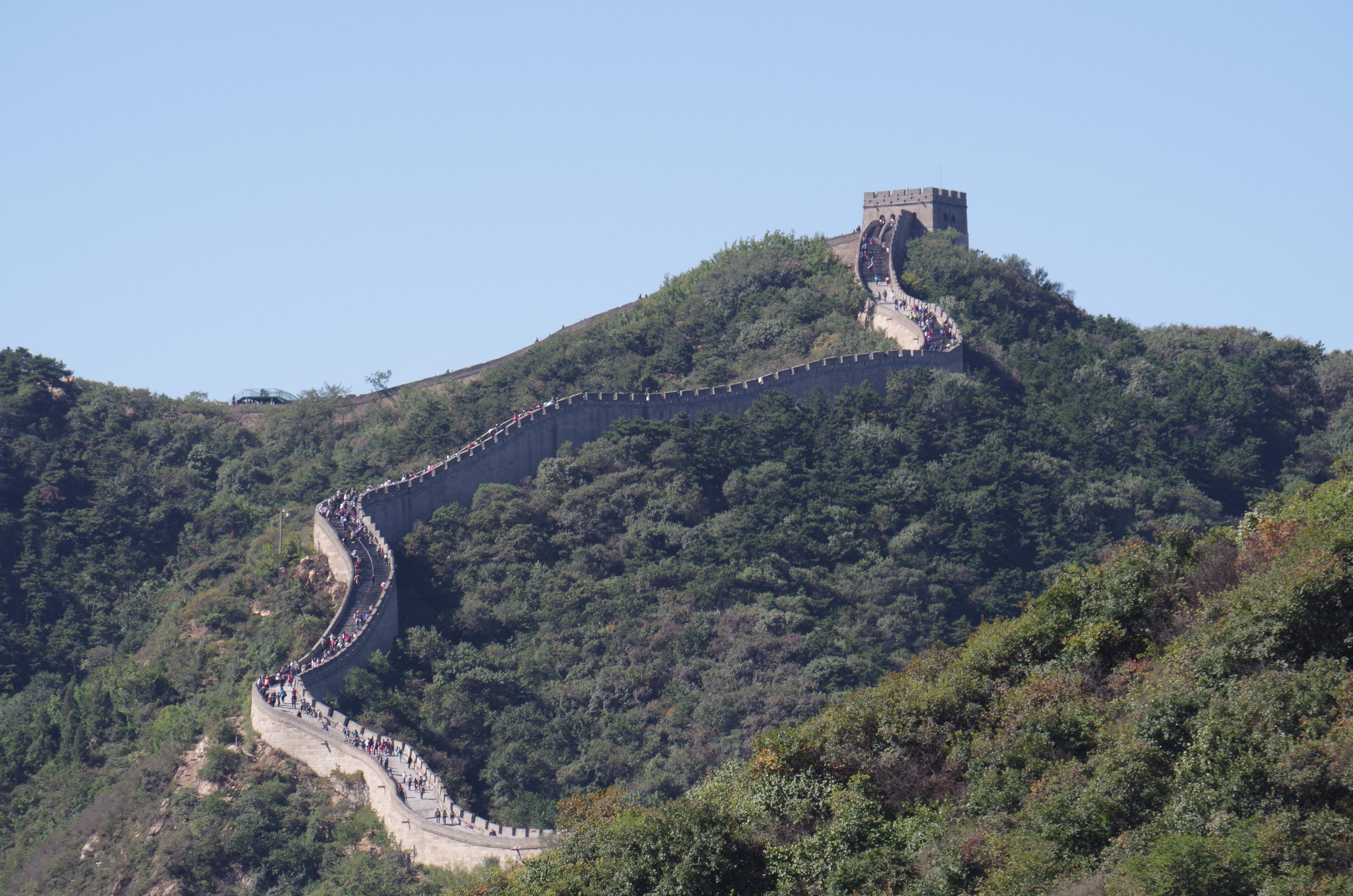 中国长城图片_北京八达岭长城图片大全_景点图片/摄影照片【驴妈妈攻略】