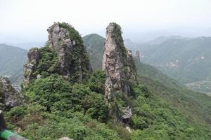 浦江仙华山
