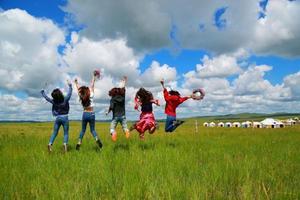 #我要做驴神#克什克腾旗-内蒙古的香格里拉