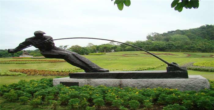 广州雕塑公园广州雕塑公园