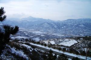 【我要做驴神】单车自驾:冬游云冈恒山