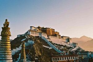 【我要做驴神】冬日里的西藏之旅
