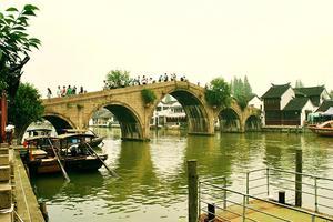 【我要做驴神】去上海看古镇