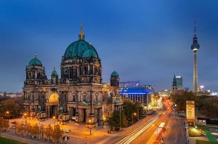 德国的首都_柏林:第二次世界大战前,它是德国首都和最大城市.