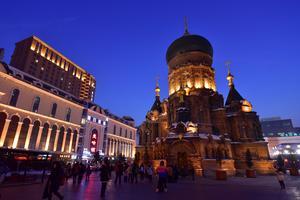 【旅行不要停】感受童话般的存在——哈尔滨、雪乡-雪谷反穿越。