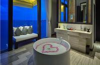 【自组】马尔代夫卓美亚德瓦纳芙希岛JumeirahDhevanafushi(4晚单酒店套餐)★★★★★★★