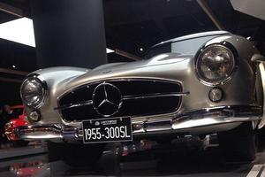 上海汽车博物馆半日游