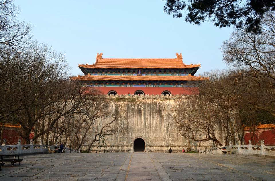 门票包含明孝陵梅花山樱花园紫霞湖等景点.
