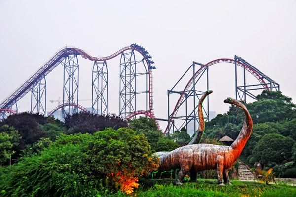 9月-10月去常州攻略园旅游钱_常州恐龙园旅游自驾邓生沟恐龙攻略图片