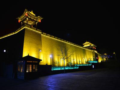 灵石崇宁堡温泉酒店