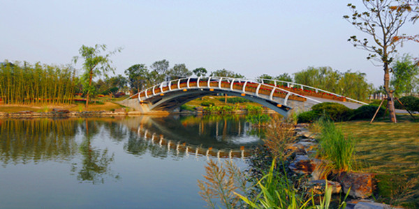 南通园艺博览园(滨江公园)