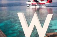 【喜达屋集团】马尔代夫W Retreat宁静岛度假村(4晚单酒店套餐)★★★★★