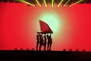 探寻记忆深处的红色经典——记保定红色行
