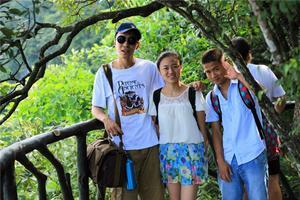 2B青年欢乐多张家界、天门山、猛洞河、凤凰古城5天4玩疯狂游