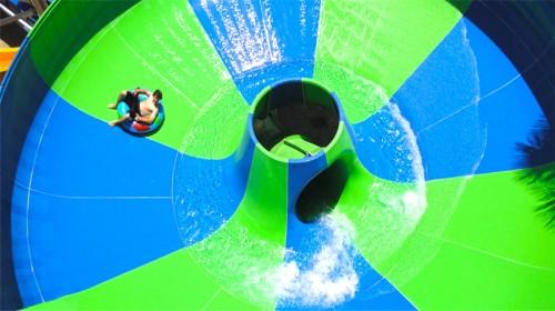 天目湖水世界平行大水环一最新娱乐水环体验项目