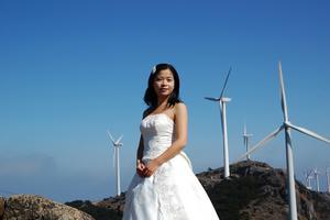 【我是达人】括苍山,我和风车有个约会